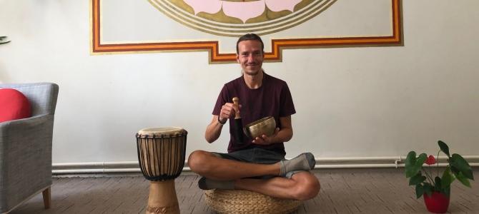 Hudebně-meditační večer se šamanským bubnem djembe a tibetskou mísou